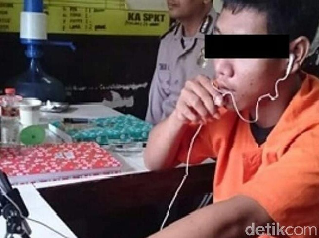 Layanan Besuk Online Dilaunching Polres Tulungagung, Ini Keistimewaannya