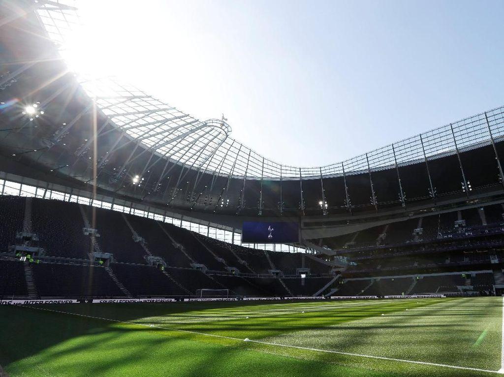 Megahnya Stadion Baru Tottenham Hotspur