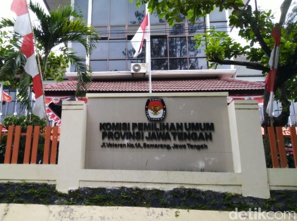 KPU Jateng Siap Bandingkan C1 Temuan di Menteng dan Hasil Scan