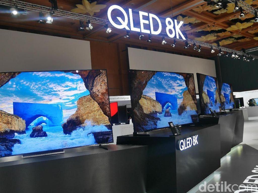 Sudah Punya Galaxy Fold, Samsung Minat Buat TV Layar Lipat?