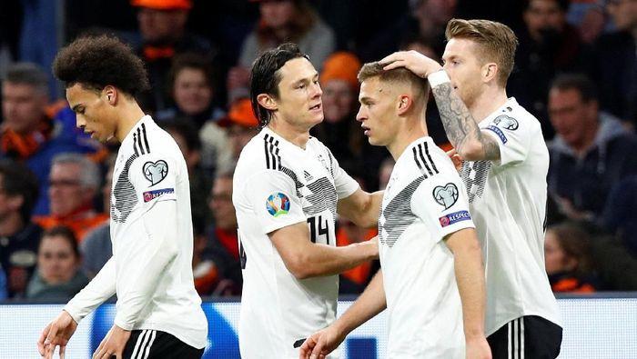 Jerman menang 3-2 atas Belanda di Kualifikasi Piala Eropa 2020 (Foto: Francois Lenoir/REUTERS)