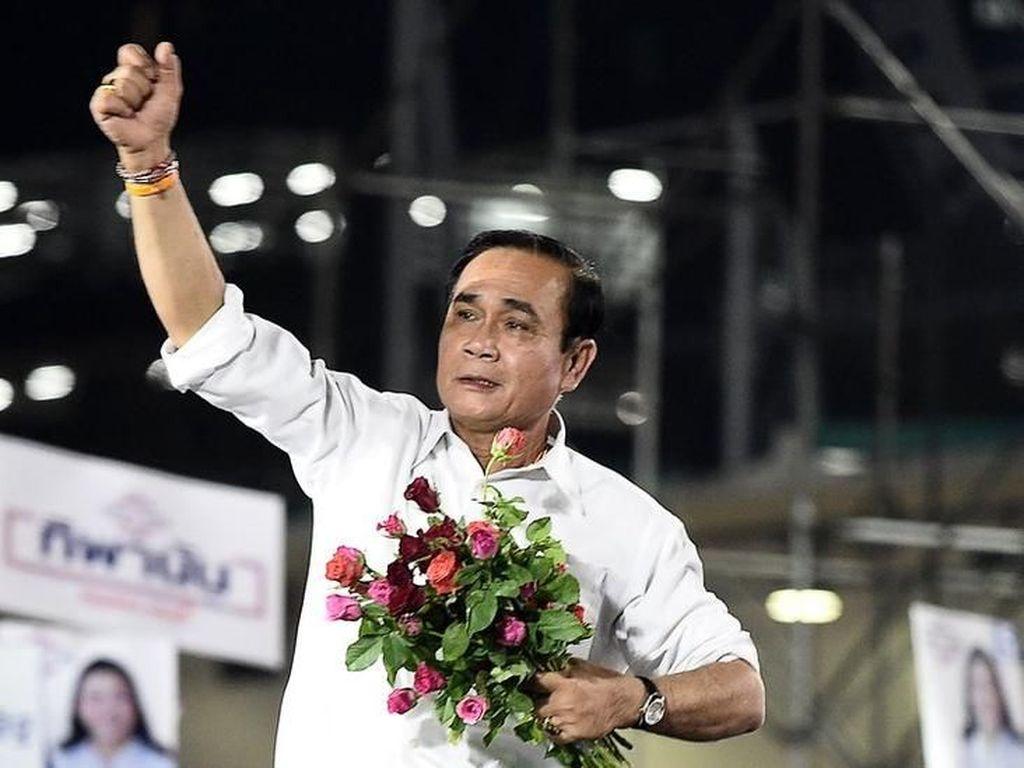 Pemilu Pertama Thailand Sejak Kudeta, Partai Pro-Militer Unggul