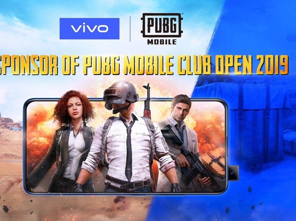 Vivo Jadi Smartphone Resmi Kompetisi PUBG Mobile Tingkat Dunia