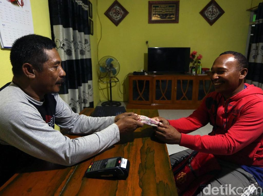 Agen BRILink Jadi Tumpuan Warga Halmahera Selatan