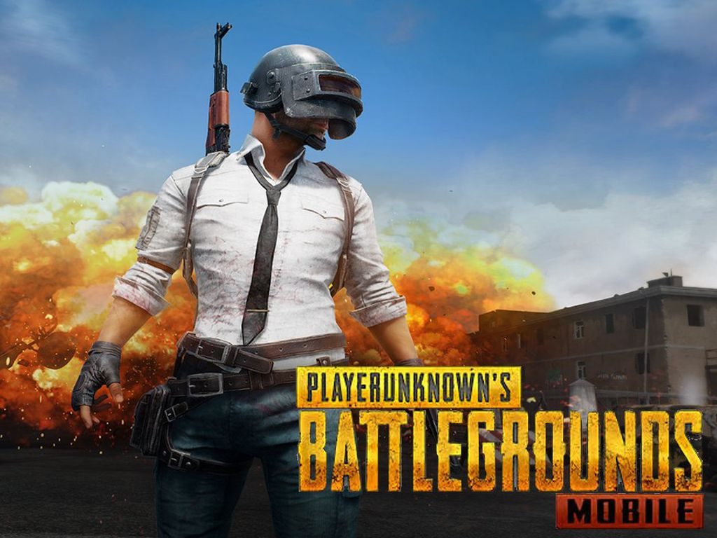 PUBG Mobile Tembus 400 Juta Download