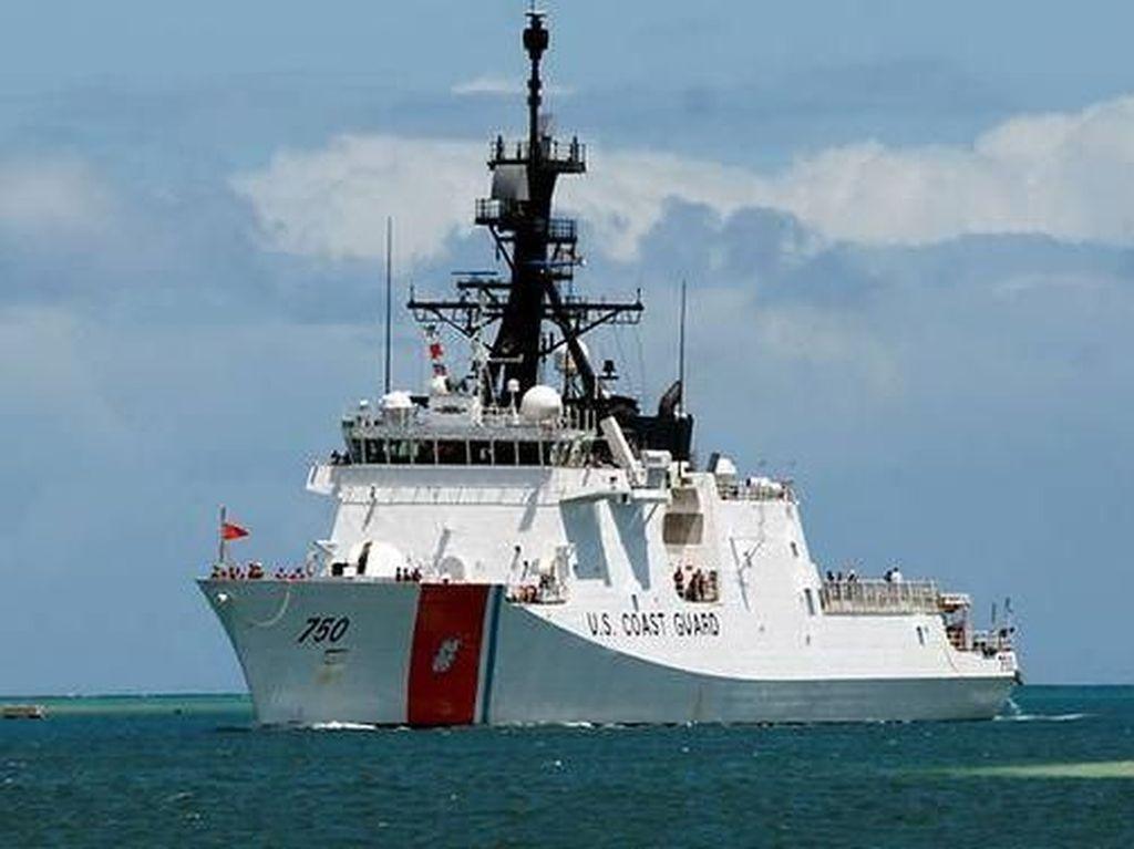 2 Kapal AS Berlayar Lewati Selat Taiwan, Berpotensi Bikin Marah China