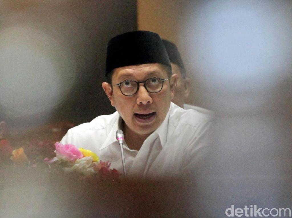 Tak Penuhi Panggilan KPK, Menag Lukman Hakim Minta Jadwal Ulang