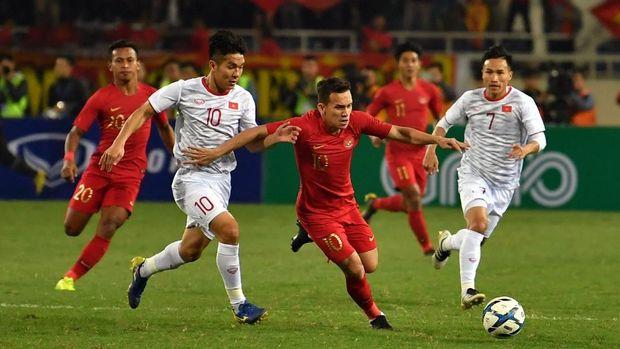 Timnas Indonesia U-23 bakal mentas di SEA Games 2019.