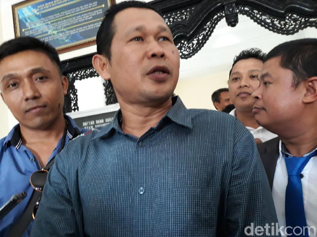 Gugatan Dikabulkan, Ngadiyono yang Bermobdin ke Acara Prabowo Masuk DCT Lagi