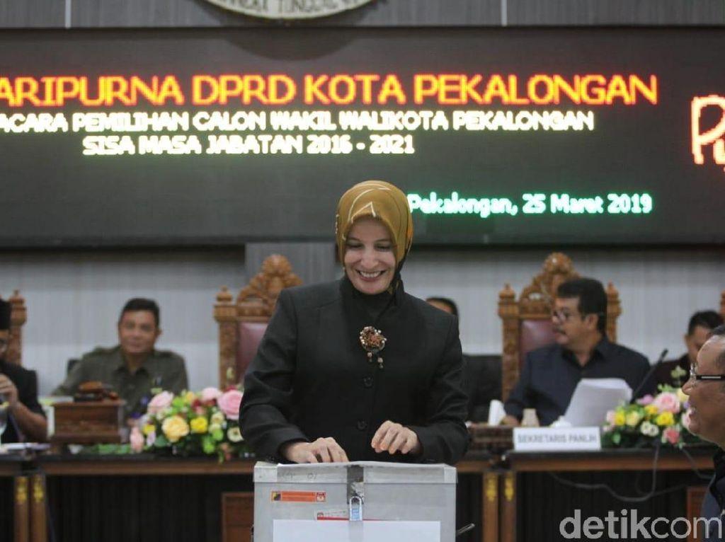 Achmad Afzan Arslan Terpilih Jadi Wakil Wali Kota Pekalongan