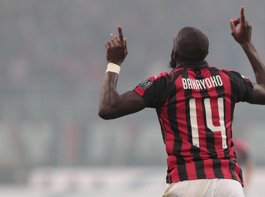 Milan Putuskan Akan Permanenkan Bakayoko