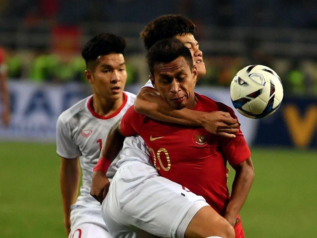 Fondasi Sepakbola Indonesia Memang Belum Kukuh
