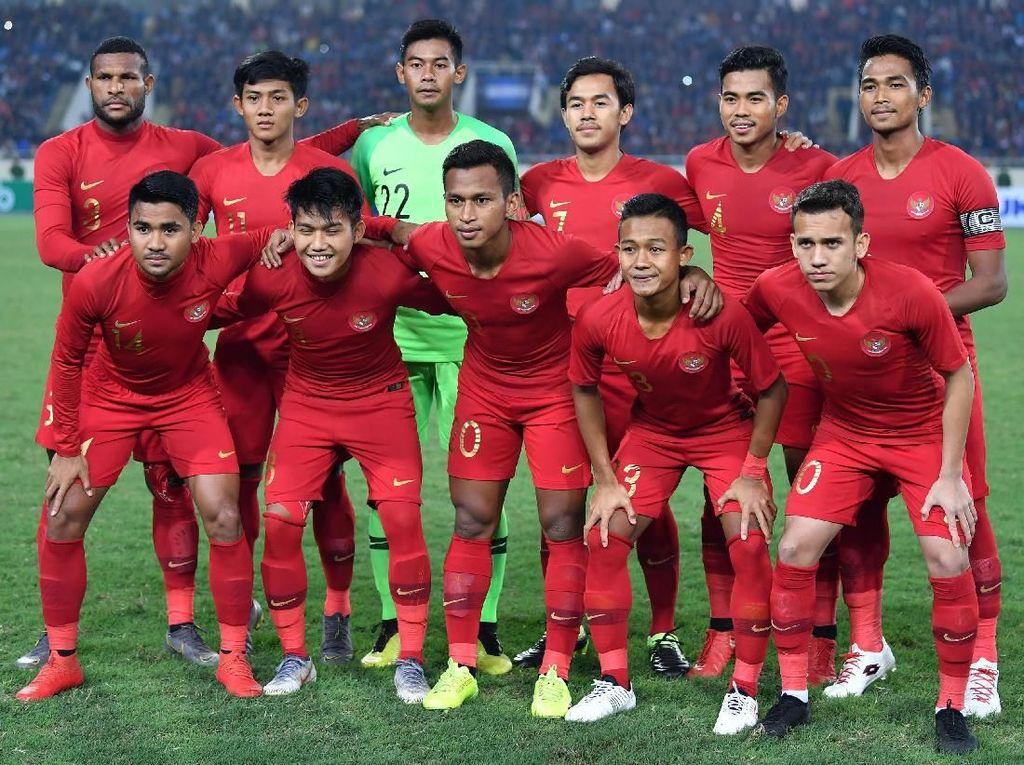 Jadwal Siaran Langsung Kualifikasi Piala Asia U-23: Indonesia vs Brunei