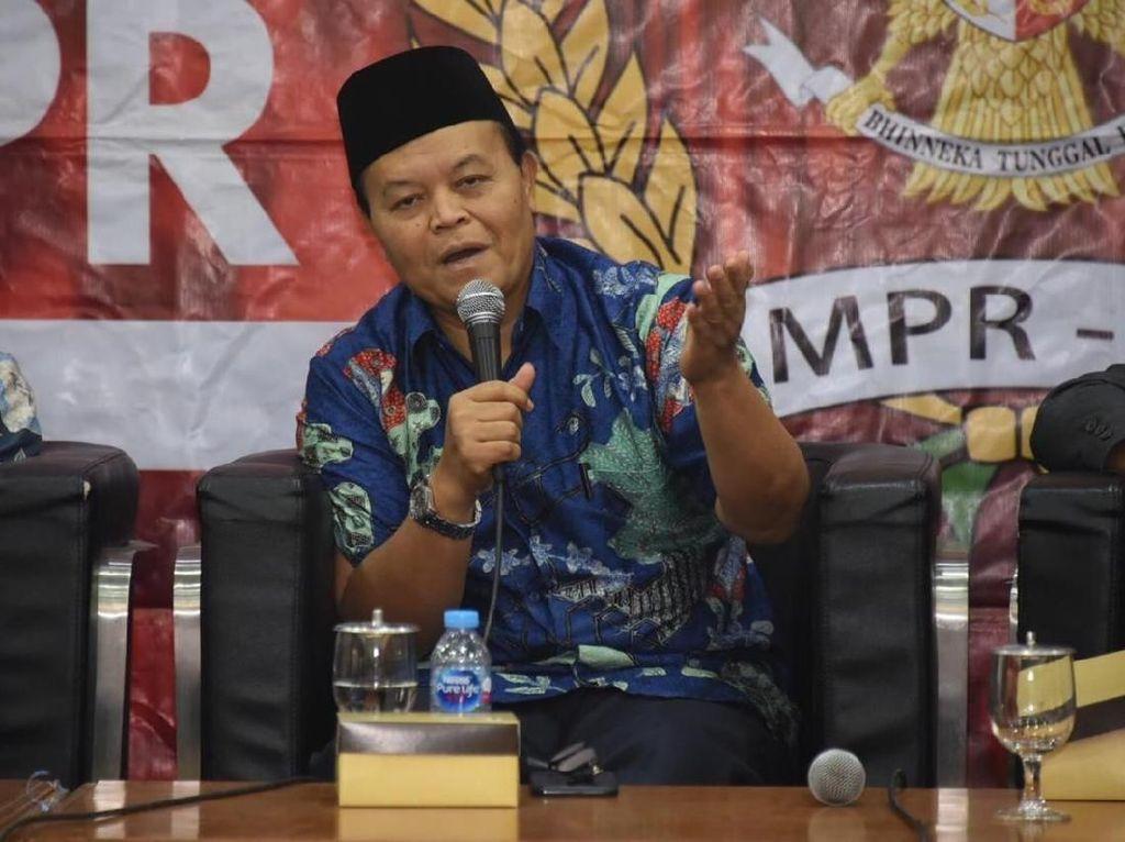 Muncul Petisi Tak Perpanjang Izin Ormas, HNW: Salah FPI Apa?