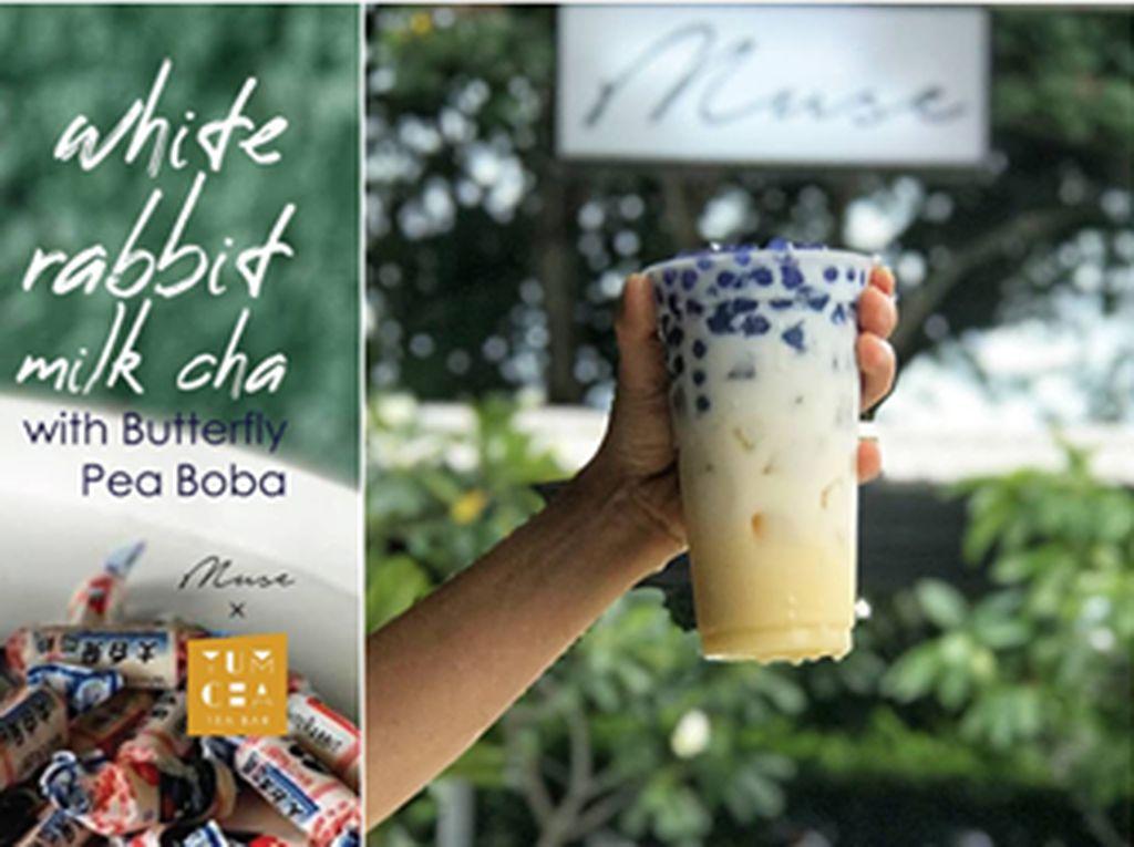 Selain Es Krim, Permen White Rabbit Kini Dibuat Milk Tea