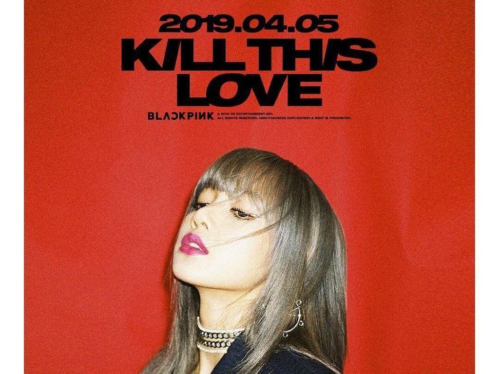 BLACKPINK Siap Comeback, Lisa Mempesona di Teaser Pertama