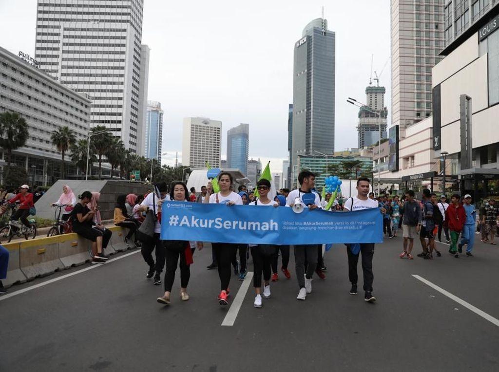Jelang Pemilu, Rumah123.com Ajak Kampanye Akur Serumah