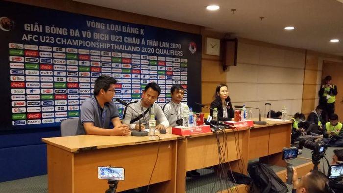 Pelatih Indra Sjafri menilai kegagalan Indonesia ke Piala Asia U-23 2020 bukan kiamat, usai dipastikan tak lolos karena dikalahkan Vietnam 0-1. (Foto: Istimewa)