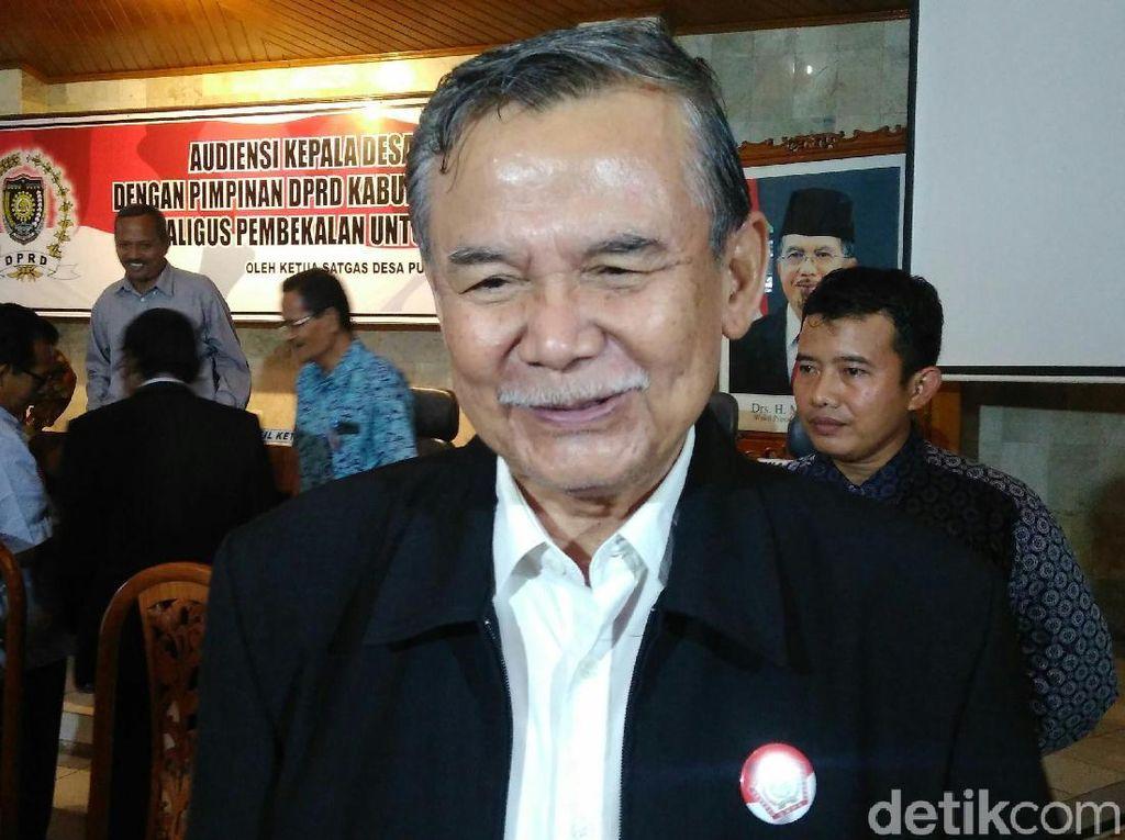 Bibit Samad Riyanto Ajak Kades di Purworejo Perangi Korupsi