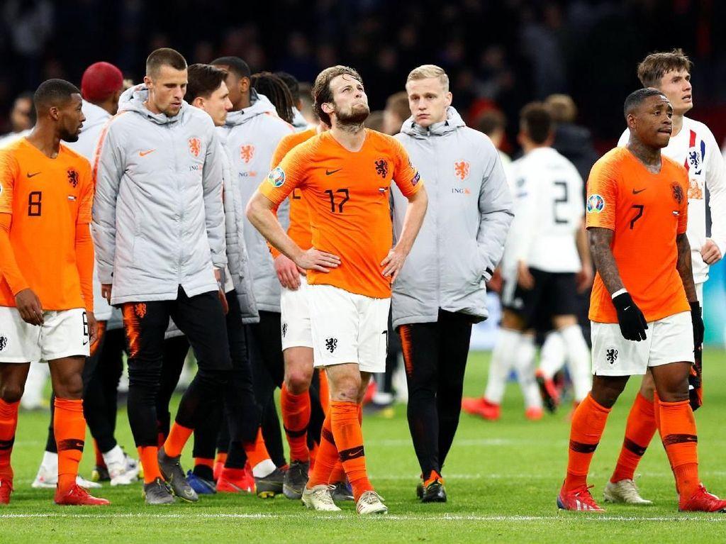 Koeman: Belanda Pantas Dapat Poin