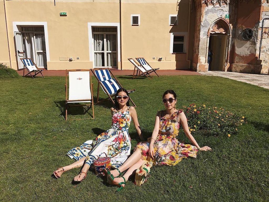Ini Kembar Cantik Pewaris Hotel Ritz Carlton, Crazy Rich Asians Sebenarnya