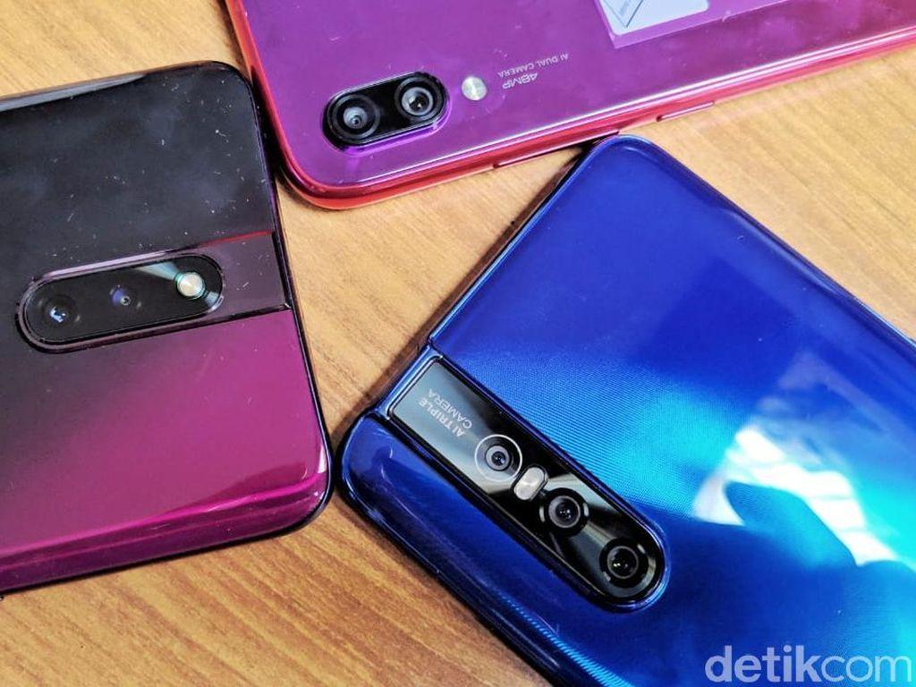 Blind Test Hasil Jepretan Tiga Ponsel Berkamera 48 MP