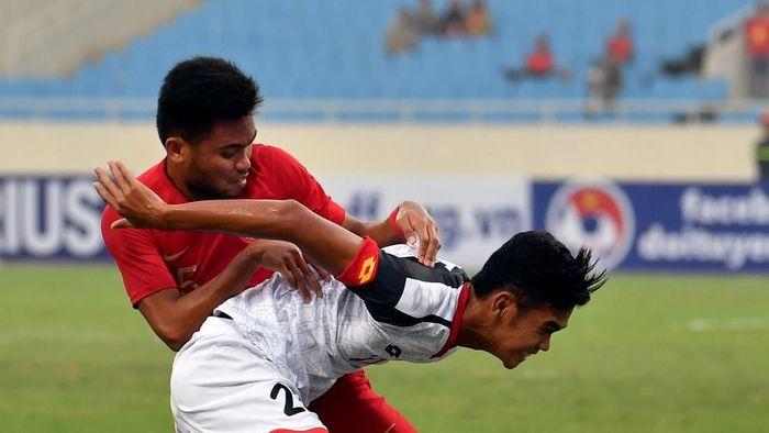 Indonesia cuma menang 2-1 atas Brunei Darussalam (ANTARA FOTO/R. Rekotomo)