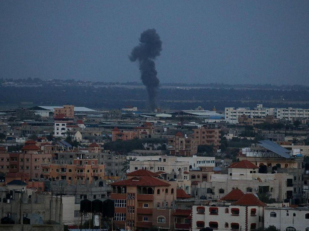 Warga Israel di Perbatasan Gaza Tak Terima Gencatan Senjata