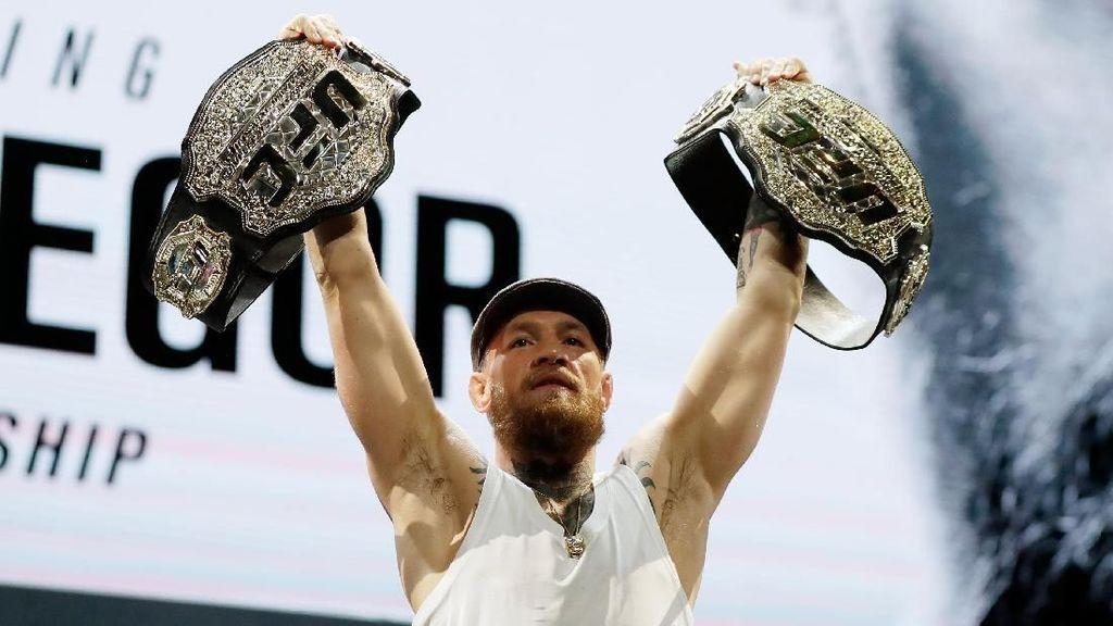 Perjalanan Karier Conor McGregor di Tarung MMA
