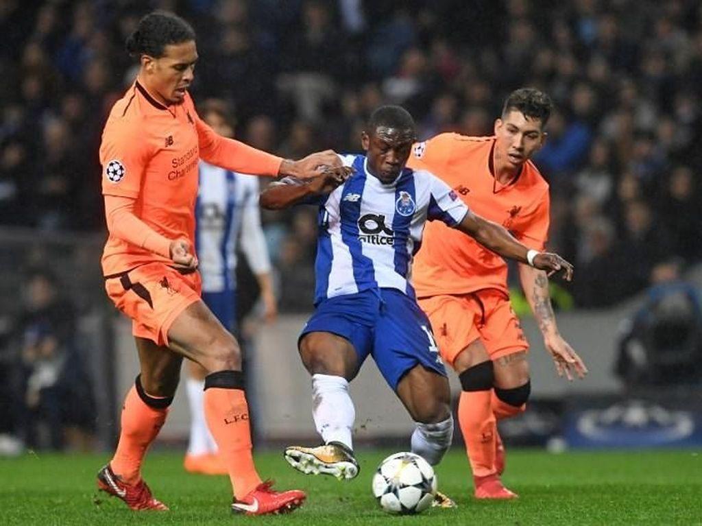 Van Dijk: Porto Undian Termudah untuk Liverpool? Itu Salah