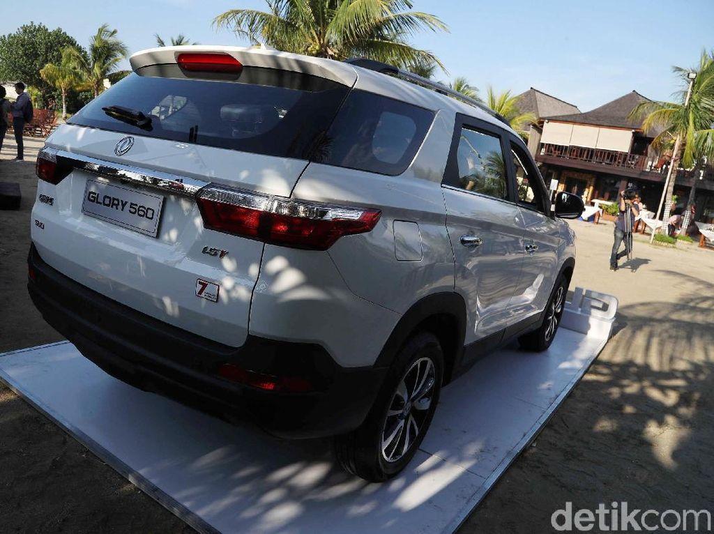 Konsumen Rush-Terios dan SUV China Glory 560 Berbeda