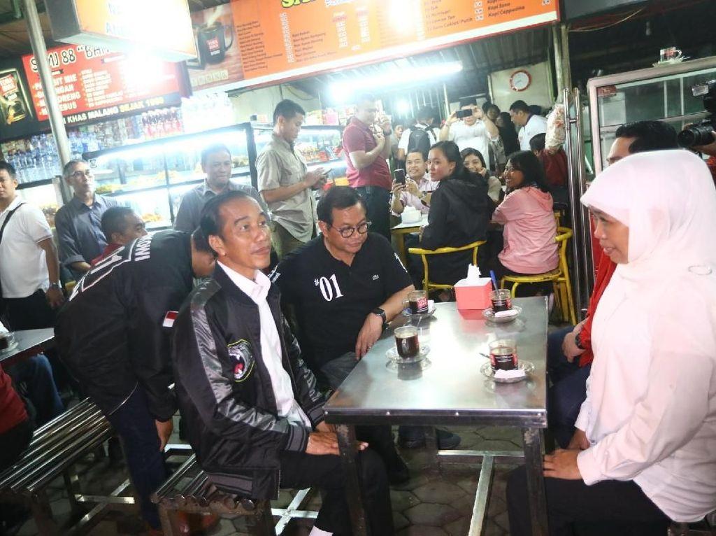 Wisata Kuliner ke Sentra Kuliner Sriwijaya Malang Ala Jokowi