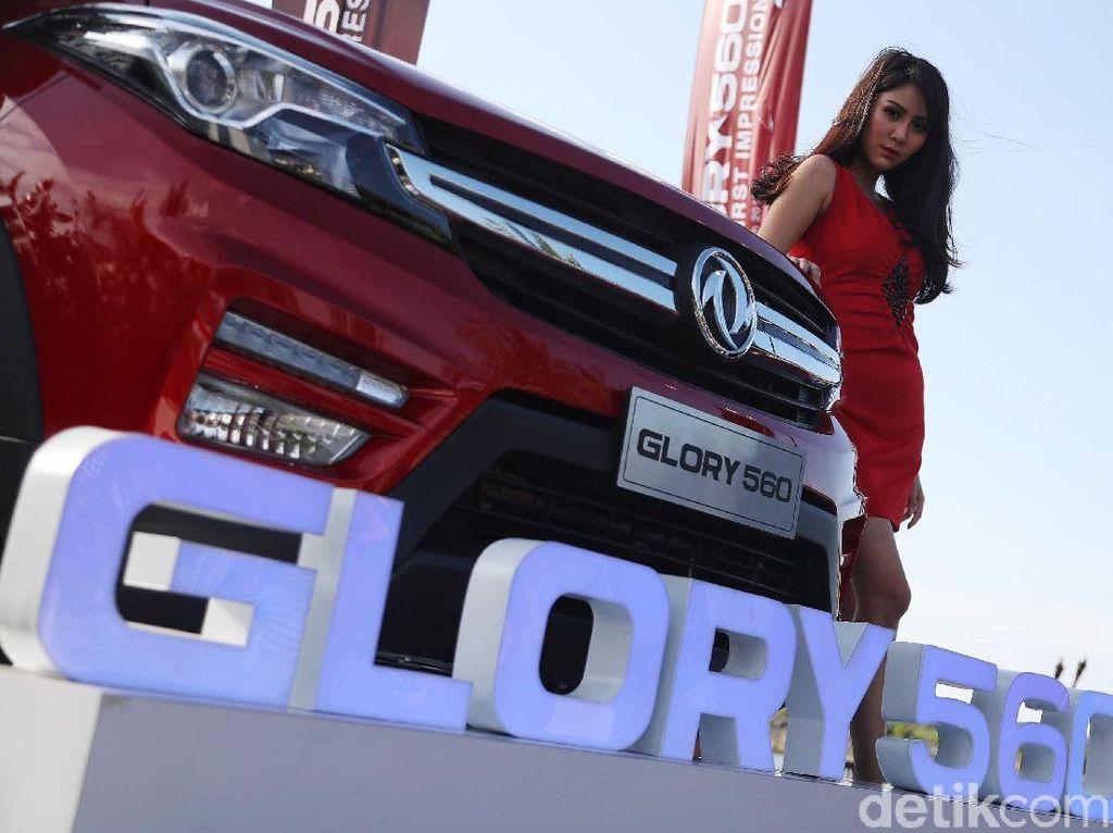 DFSK Glory 560 si Penantang Rush-Terios
