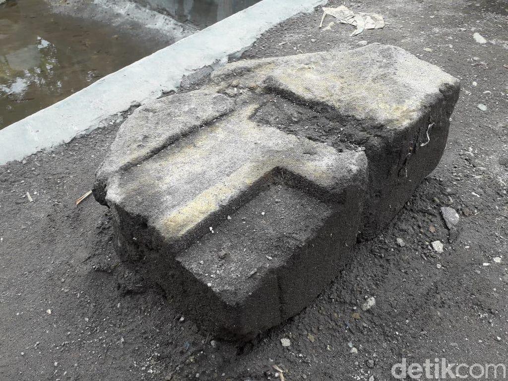 Diduga Ada Candi di Lokasi Temuan Jaladwara Lereng Gunung Merapi