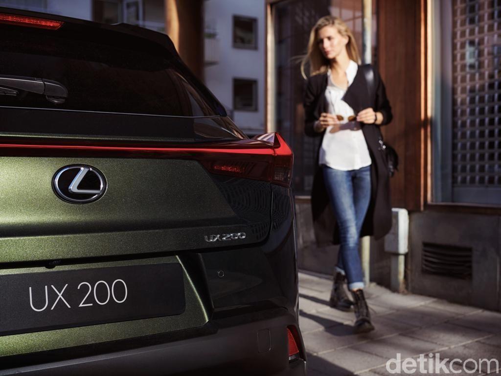 Mobil Mewah Lexus Ini Didesain oleh Wanita!
