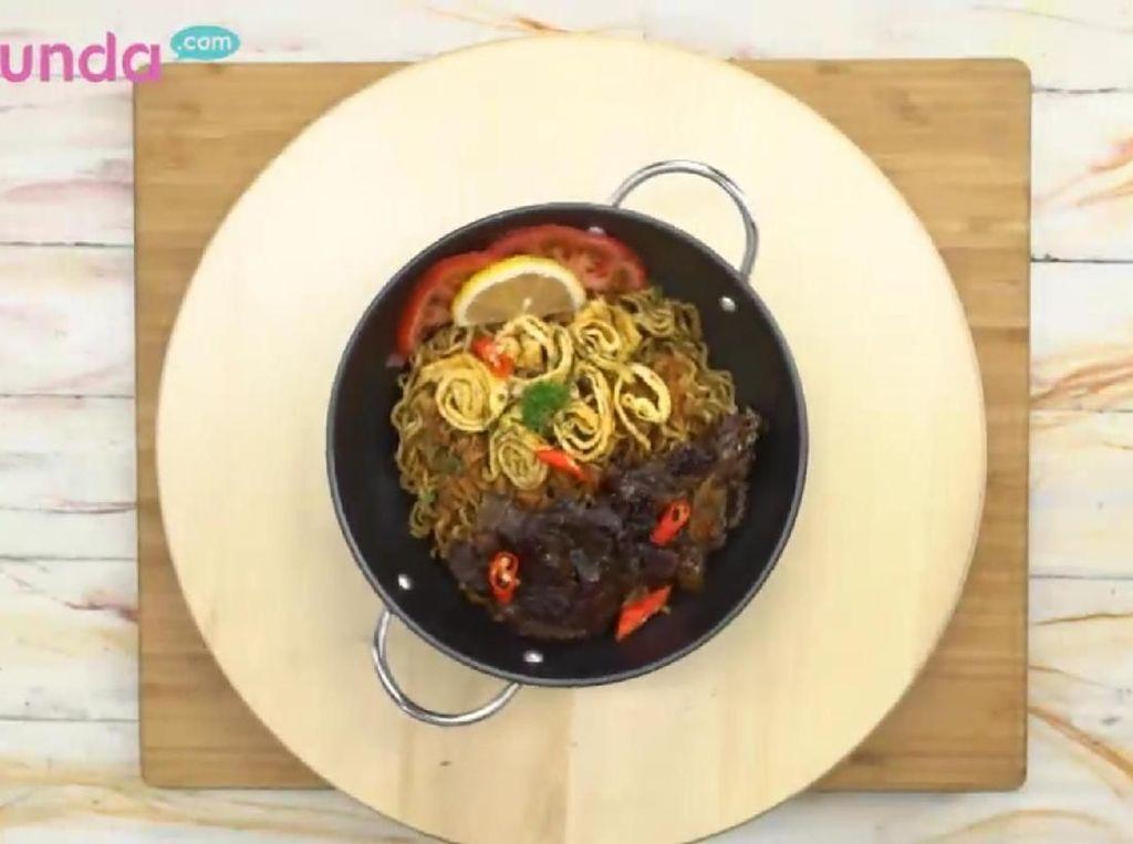 Resep Mi Goreng Buntut, Hidangan Praktis untuk Bunda yang Sibuk