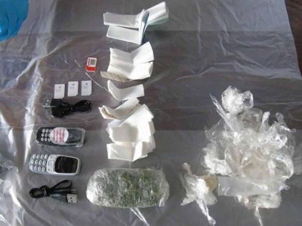 Narkoba dan Ponsel Diselundupkan Pakai Bangkai Tikus ke Penjara Inggris