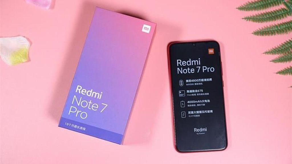 Lebih Dekat dengan Redmi Note 7 Pro yang Tak Masuk Indonesia