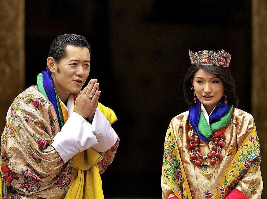 Foto: Kecantikan Para Ratu dan Putri dari Berbagai Kerajaan di Dunia