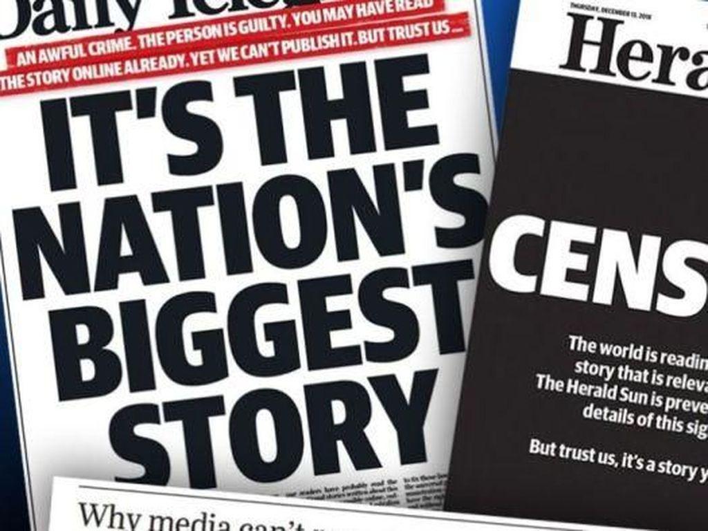 Beritakan Materi Sidang Kardinal Pell, Puluhan Jurnalis Diperkarakan