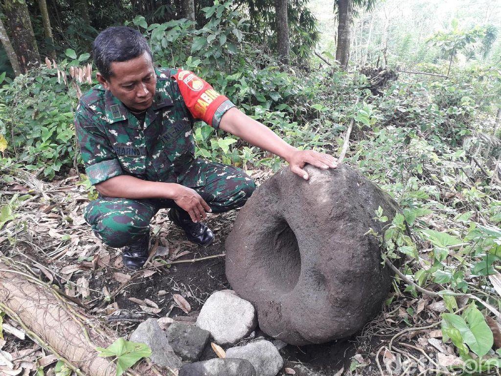 Jaladwara Diduga dari Abad 7 M Ditemukan di Lereng Merapi