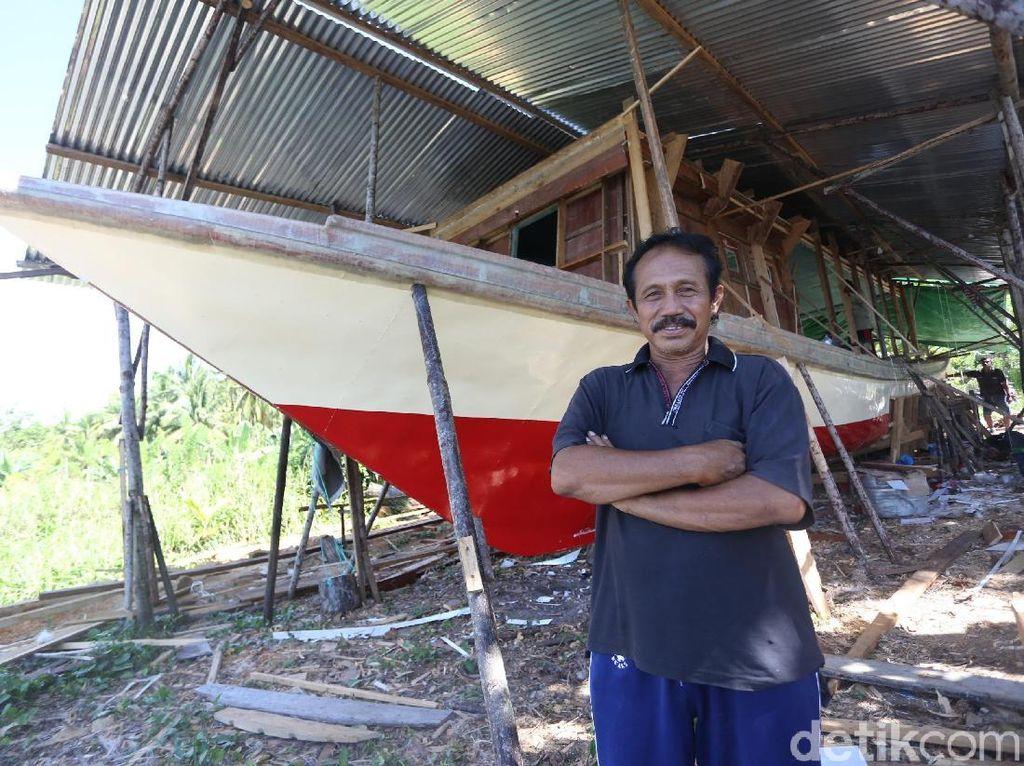 Dari Perahu Pajeko, Bapak Wujudkan Mimpi Anak Jadi Dokter