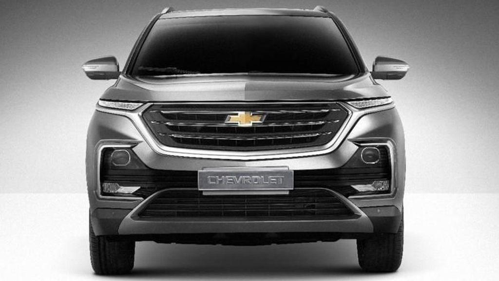 Wuling Almaz Berbaju Chevrolet di Thailand, Keren Nggak?