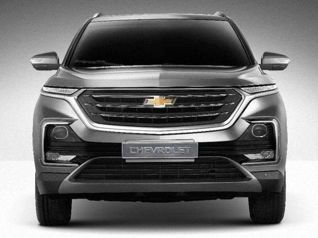 Wuling Almaz Hadir, Chevrolet Captiva Cabut