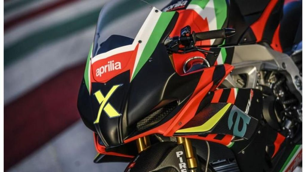 New Aprilia RSV4 X Limited Edition, Jos Abis!