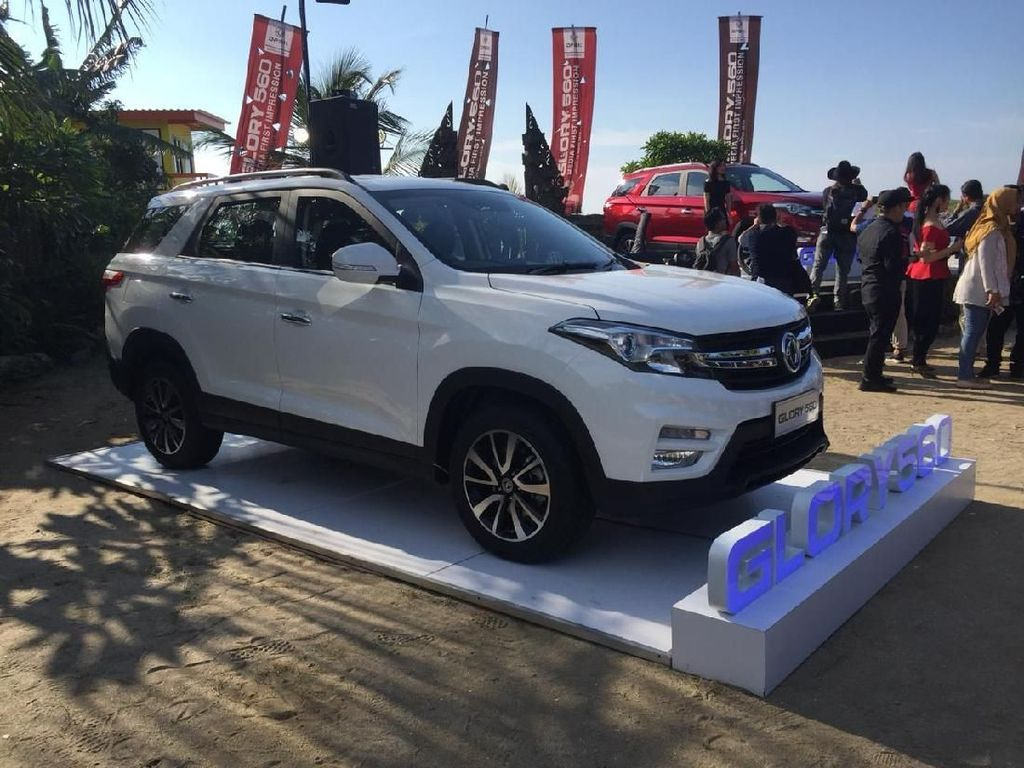 Ini Dia SUV Baru China Glory 560 Si Penantang Rush-Terios