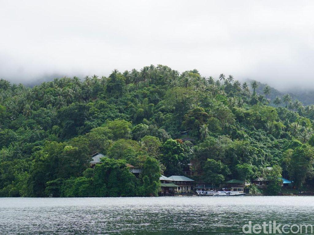 Foto: Resort Diving Keren di Pulau Lembeh
