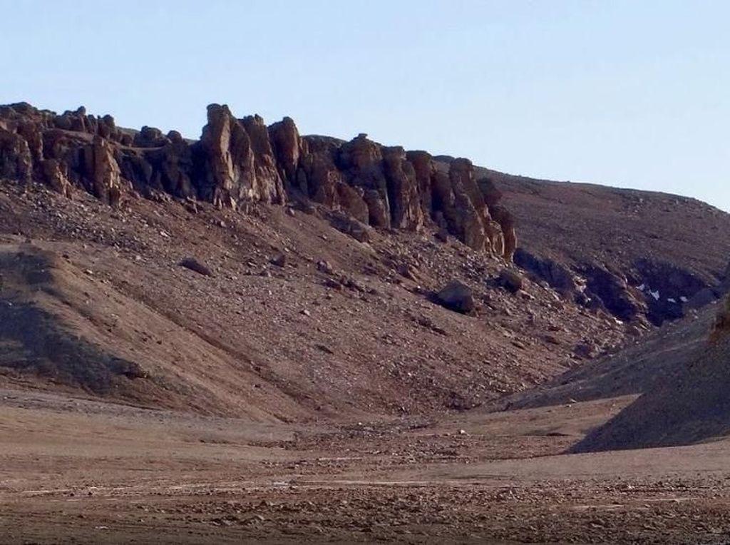 Google Kunjungi Mars-nya Bumi, Mau Apa?