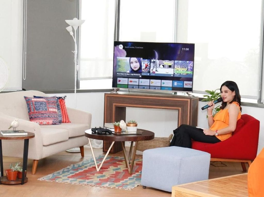 Coocaa Targetkan Jual 30 Ribu TV Pintar