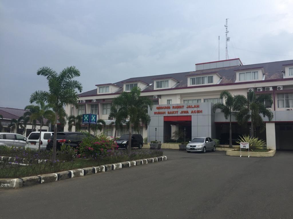 Rumah Sakit Jiwa Aceh Siap Tampung Caleg Gagal